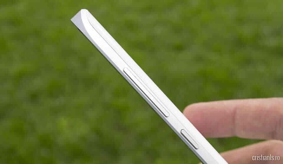 Xiaomi Mi 5 - lateral dreapta