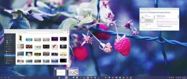 Tema ARC pentru Windows 10 - 1