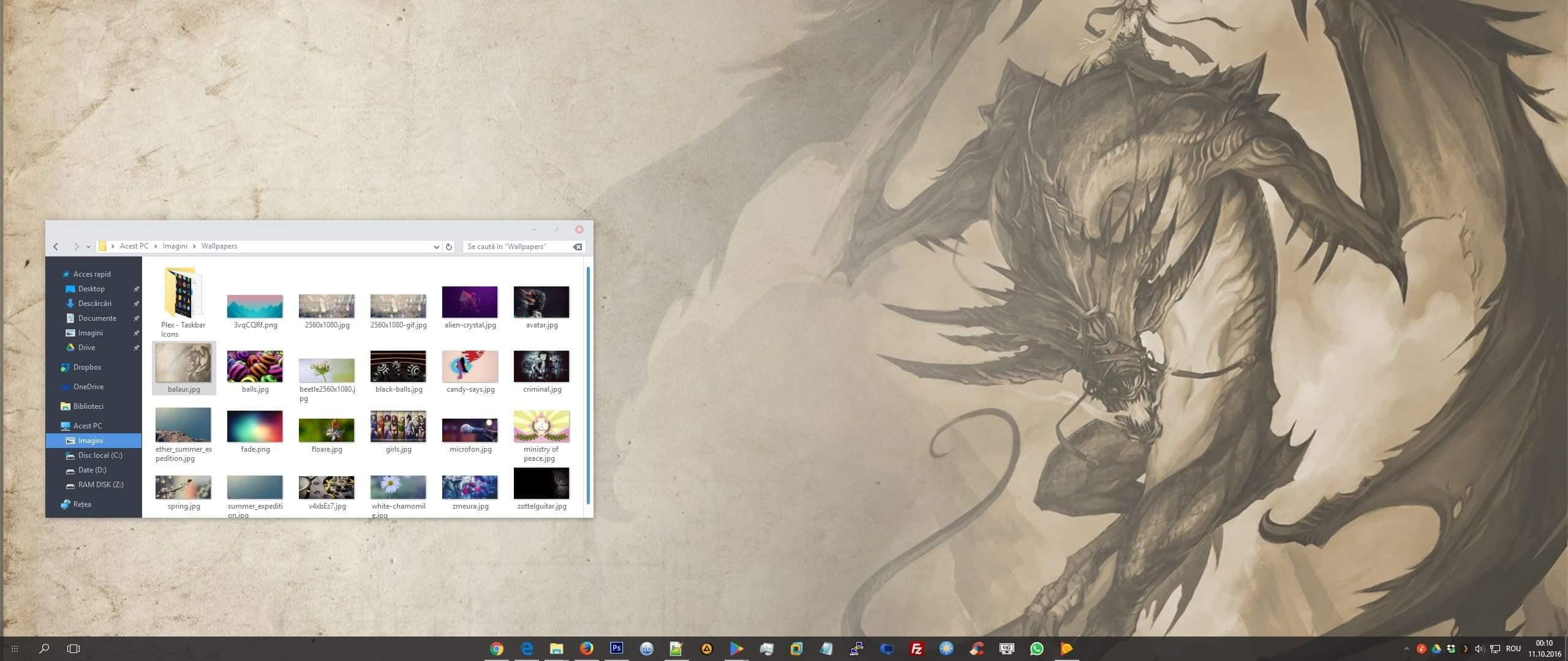 Tema ARC pentru Windows 10 - 4