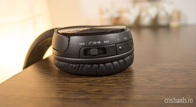 Casti Bluetooth SONY MDR-ZX330BT