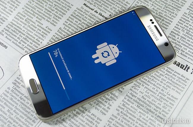 Actualizare de sistem Galaxy S6