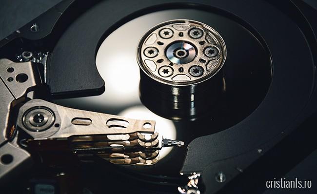 hard disk - mecanism