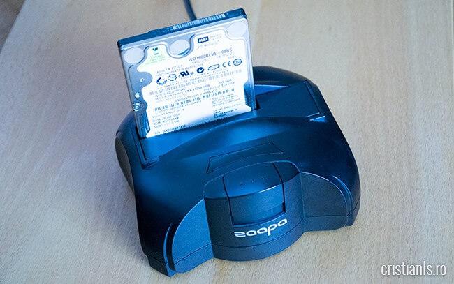 hard disk montat în rack