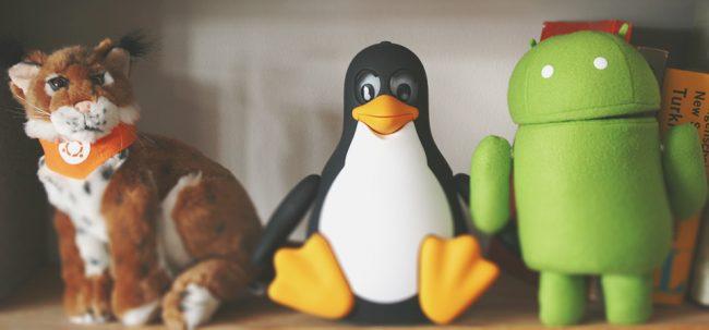 Ubuntu & Linux & Android
