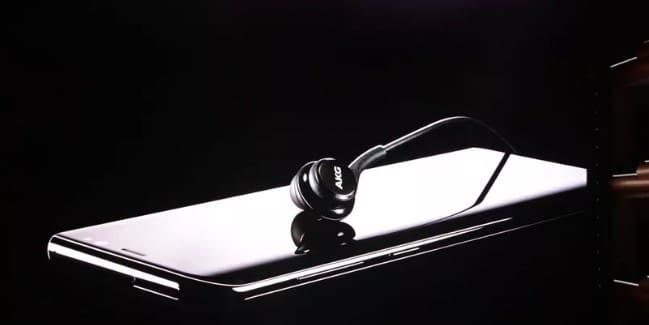 AKG Galaxy S8