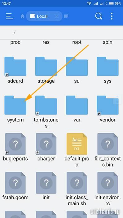 ES File Explorer System