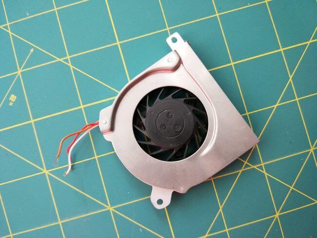 cooler laptop pentru purificatorul de aer