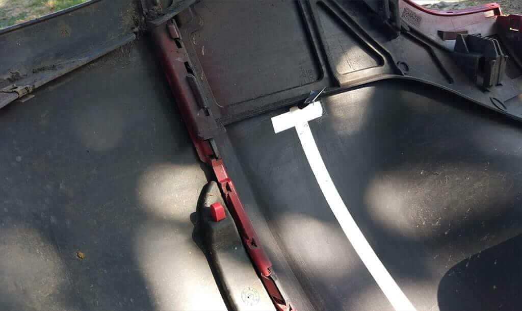 surplus antena electromagnetica - senzori de parcare