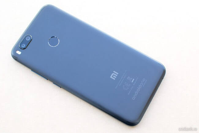 Xiaomi Mi A1 - Spate