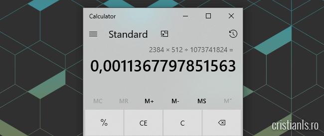 calcul twb lba