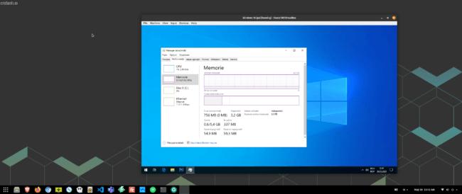 consum memorie ram windows optimizat
