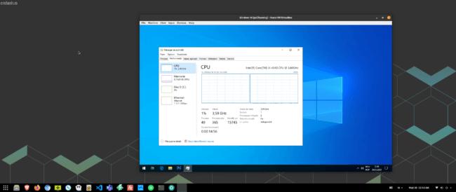 consum resurse windows optimizat