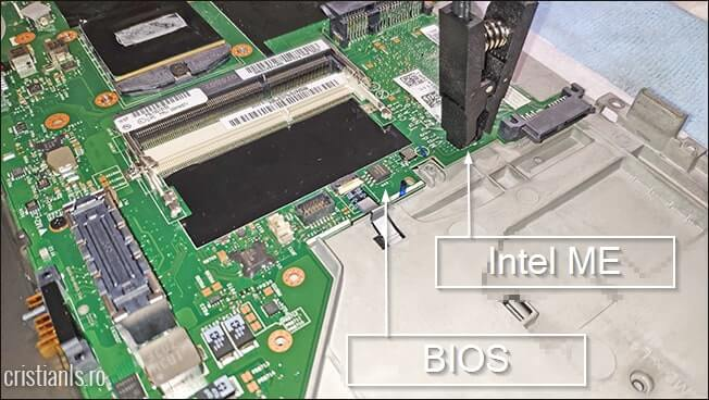 CIPURI BIOS si INTEL MANAGEMENT ENGINE