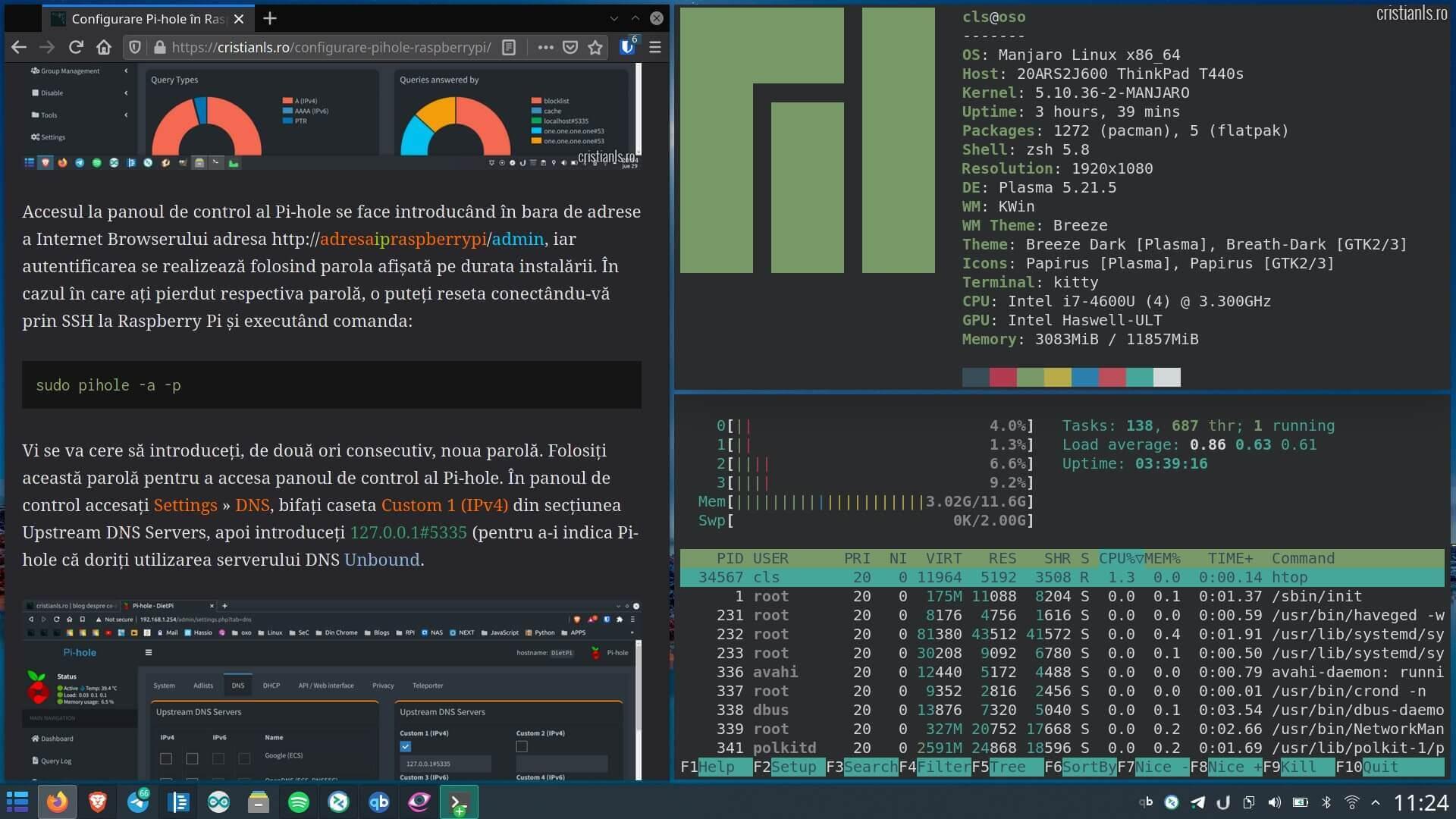 Tiling WM in KDE Plasma